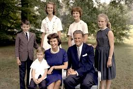 photos billy graham and family through the decades