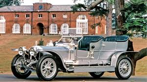 roll royce silver rolls royce silver ghost touring u00271907 youtube