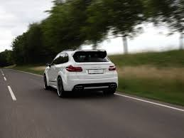 Porsche Cayenne Diesel - new power enhancement and distinctive sound for the porsche