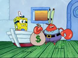 spongebob squarepants character gallery mermaid man vs