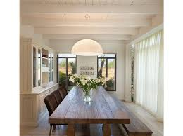 rustic dining rooms rustic dining room table industrial kitchen by archipelago hawaii