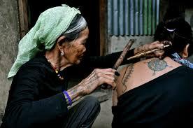 kalinga u0027s last tribal tattoo artist by karen c
