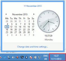 afficher l heure sur le bureau afficher l heure sur le bureau 100 images afficher l horloge