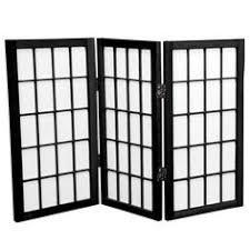 Shoji Screen Room Divider by Oriental Furniture 35 75