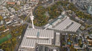 design messe hamburg a bird s eye view of the hamburg messe venue for the 2017 g20