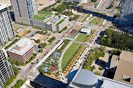 Map Of Dallas Suburbs by Klyde Warren Park In Dallas Texas It U0027s A Public Park Of 5 2