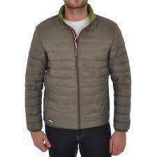 puffa mens lightweight down jacket microlight padded er coat