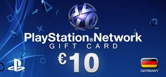 playstation gift card 10 playstation network gift card 10 de on ps pc hrk
