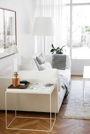 White Side Tables For Living Room 48 Black And White Living Room Ideas Living Rooms Hay Tray And