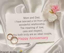 wedding quotes parents anniversary quotes for parents