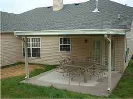 Vinyl Patio Roof Aluminum Patio Deck Covers Free Estimates