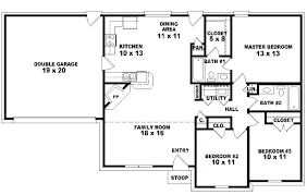 one story house plans with walkout basement single story small house plans bedroom suite design floor plans