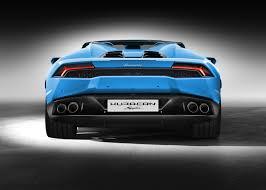 Lamborghini Huracan Colors - lamborghini huracan lp 610 4 spyder is a 610 hp convertible