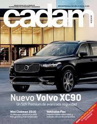 revista motor 2016 cadam 50 by dervish editorial issuu