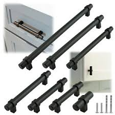 black t bar kitchen cupboard handles black modern cabinet handles t bar pulls kitchen drawer