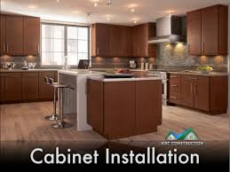 kitchen cabinet installation ri kac construction inc