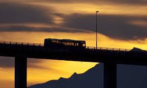 Travel to troms bus and train troms