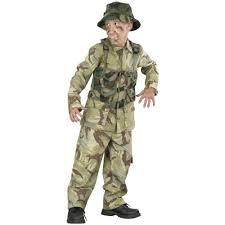 Kids Zombie Costume Kids Zombie Navy Seal Costume Best Costumes For Halloween