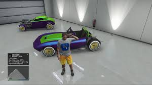 new coquette classic with invisible rear end se7ensins gaming the same stuff happend to me when i was customizing cars with the updated gta online garage tool tu17 1 16