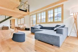 Wohnzimmer Orange Blau Einrichtung Inspiration