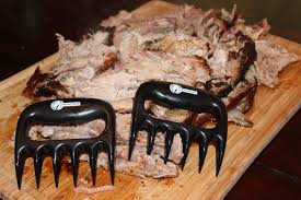 the cave tools meat claws