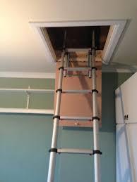 telescopic loft ladder ultimate loft ladders 0800 015 77 55