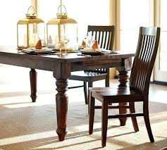 Pottery Barn Dining Room Furniture Potterybarn Dining Table Vintage Dining Room With Rectangular