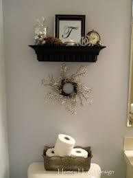 half bathroom decor ideas small vintage retro bathroom decorating