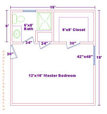 awesome master bedroom floor plans with bathroom a 772x1024
