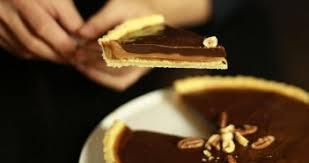 hervé cuisine tarte au citron recette facile de la tarte au chocolat et caramel au beurre salé