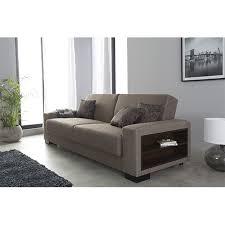 canapé rue du commerce rue du commerce canap sofa convertible escalade tissu cm x cm