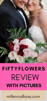 flowers for my fifty flowers review how i did my own wedding flowers with pictures