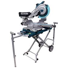compound miter saw vs table saw makita ls1216lx4 12 in dual slide compound miter saw with laser