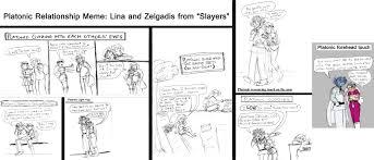 Relationship Memes Tumblr - platonic relationship meme lina and zelgadis by brensey on deviantart
