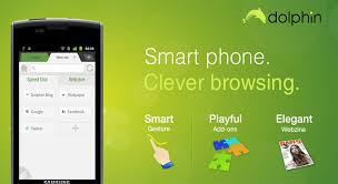 fastest browser for android dolphin browser for android review browse faster easier than