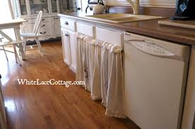 French Kitchen Sinks by Kitchen Sink Skirt A Painted Blanket Chest And A Little French Too