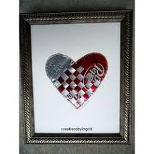 tin aluminum anniversary gifts a brilliant gift for a tenth wedding anniversary handsted up