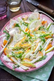 cuisiner le fenouil cru salade de haddock fenouil et pomme smith