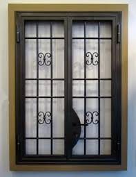 home window iron grill designs ideas grills and railings
