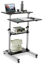Adjustable Stand Up Computer Desk by 25 Best Standing Computer Desk Images On Pinterest Stand Up Desk