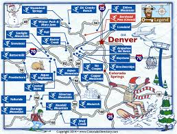 map of colorado ski resorts colorado skiing snowboarding resort map co vacation directory