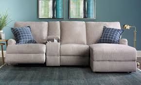 Reclining Sectional Sofa Power Reclining Sectional Sofa With Chaise Scifihits Com