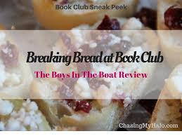 breaking bread at book club the boys in the boat review