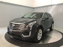 cadillac suv images pre owned 2017 cadillac xt5 luxury suv in mount pleasant hz171380