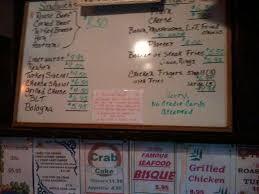 two morrow u0027s pub menu menu for two morrow u0027s pub patchogue long