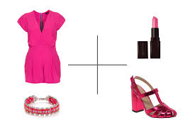 mix match pink everydaylola