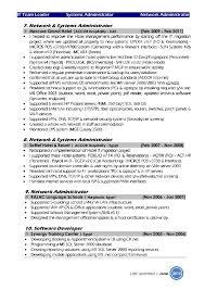 Networking Administrator Resume Admission Essay Mba Sample Military Transition Resume Assistance