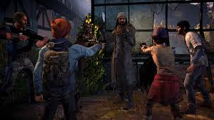 Dead Frontier Map The Walking Dead A New Frontier Android Apps On Google Play