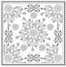 amazon com winter magic beautiful holiday patterns coloring book