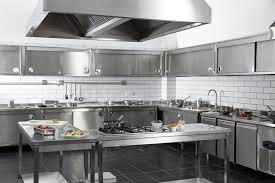 stunning stainless steel kitchen cabinets magnificent interior